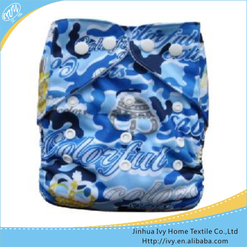 Quick dry baby cloth diaper washable / all in one cloth diapers wholesale in china