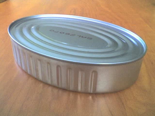 Canned Sardines (Pilchard)