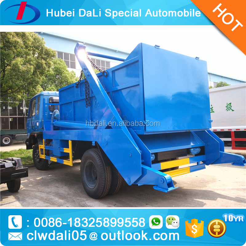 HOT HOT New Arrival 4*2 Dongfeng 10 tons arm roll garbage truck for sale
