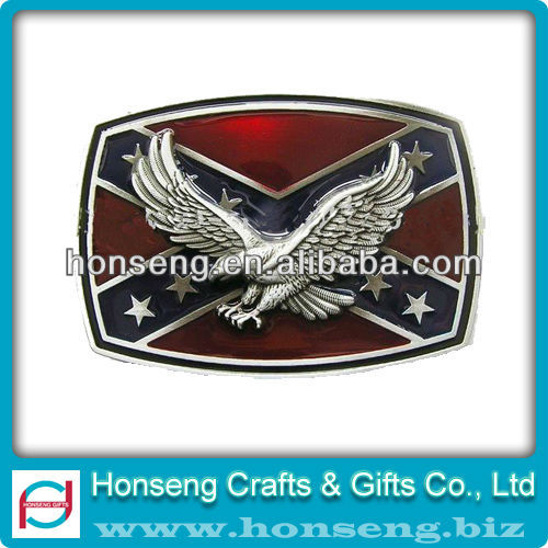 Western Style Customize Metal Belt Buckles