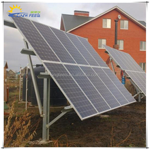 pile ground solar mounting
