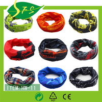 Wholesale cheap Promotional custom LOGO Headscarf Outdoor Sport Magic Headkerchief