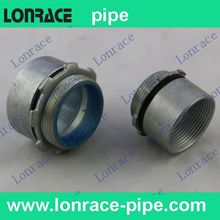 pipe stainless steel 3 way tube connector