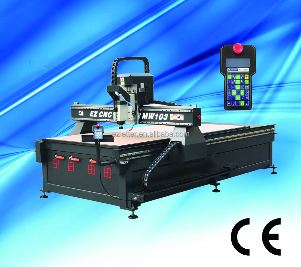 EZLETTER WOODWORKING CNC ROUTER MW1325 cnc router & engraving and cutting cnc router