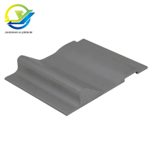 High quality alu profile aluminium extrusion , industrial aluminium profile