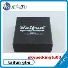 Original Taifun GT-S , rebuildable high quality taifun GT S 3 tanks 4 airflow control with factory price
