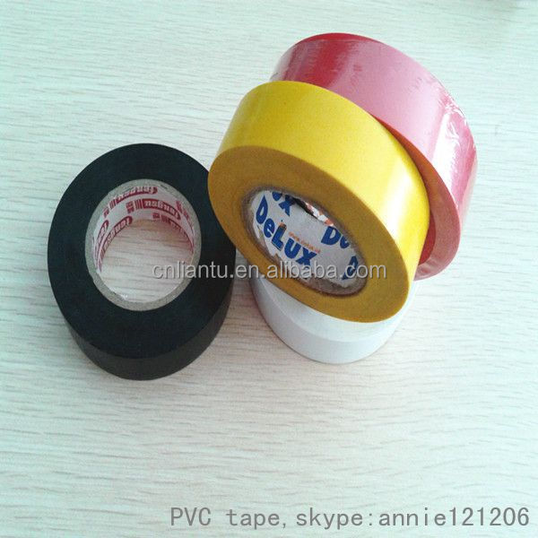 wire harness electrical tape pvc insulation tape copper tape professional factory