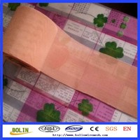 china golden supplier magnetic shielding material copper wire mesh