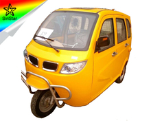 tuktuk electric taxi 3 wheel electric tricycle passenger use Venus-SRF2