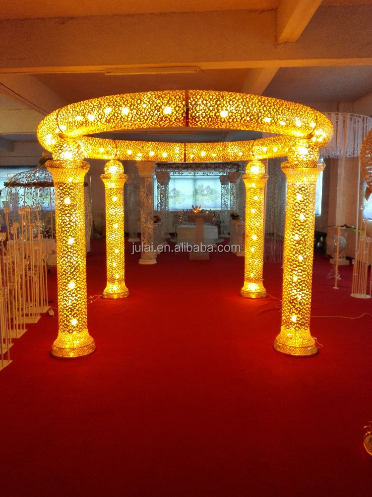 crown lighting mandap sale india
