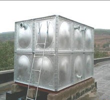 bear pressure and anti-aging Stainless Steel Water Tank For School