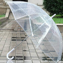 Good design Transparent umbrella / Princess umbrella / clear umbrella