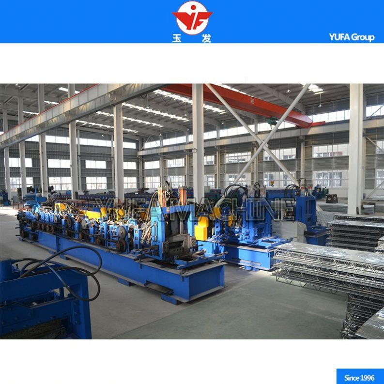 Metal Roof Tile Colored Iron c z type channel steel purlin used frame machine for sale