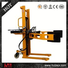 2017 Huize300kg 1600mm Manual Oil Drum Carrier with CE Certificates