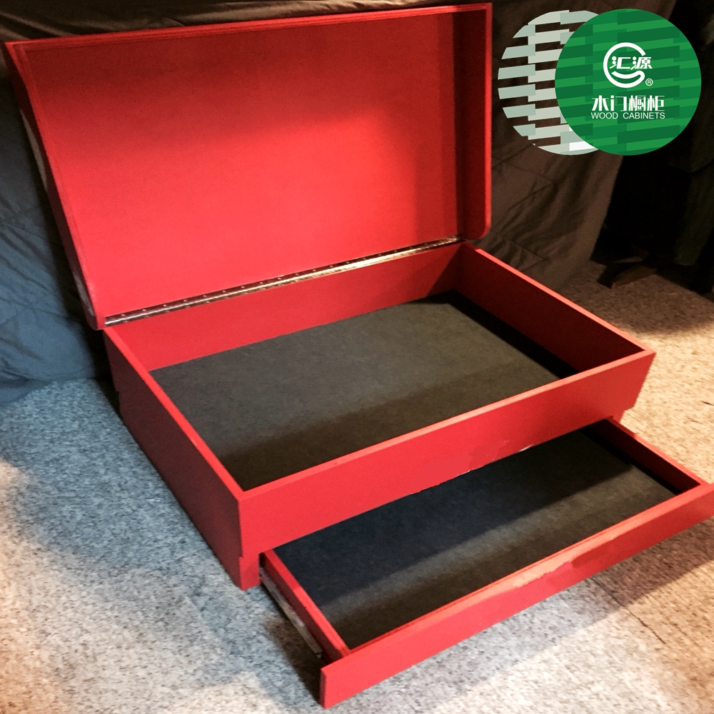 any type of GIANT red shoe box storage by huiyuan wood alibaba