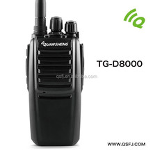 No Screen and Rechargeable Battery Pack Power Supply DPMR walkie talkie TG-D8000
