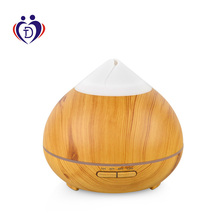essential oil humidifier, ultrasonic aroma diffuser 300ml wood aroma diffuser