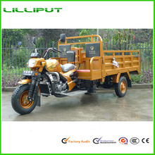 Passenger Seat Big Size Cargo Box 250cc Water Cooled Tricycle