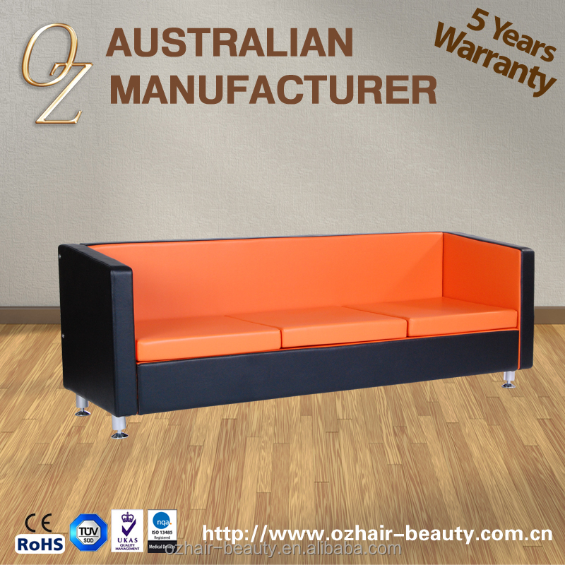 salon reception lounge modern leather waiting sofa luxury soft waiting chair buy luxury soft waiting chairmodern leather waiting sofasalon reception