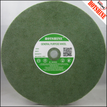 Hotshine GP10121224 Green Silicon Carbide Abrasive Disc