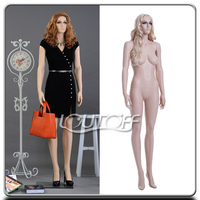 Hot-sale Realistic Full Body Female Mannequin (ROS-03)