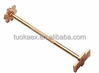 Non sparking tools beryllium copper safety bung wrench for oil drums