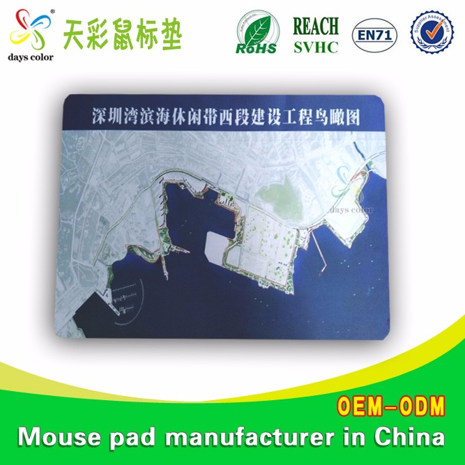Aluminum Sexy Cartoon Mouse Pad Decorative Computer Keyboard