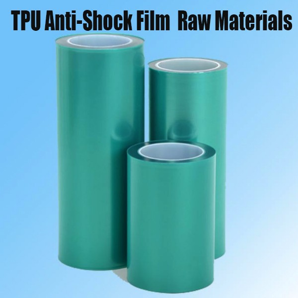 Tpu Materials Full Cover Anti-Shock Protector For Iphone shockproof screen film