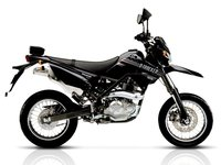 Kawasakx D-Tracker125 (Japanese Supermotard Bike)