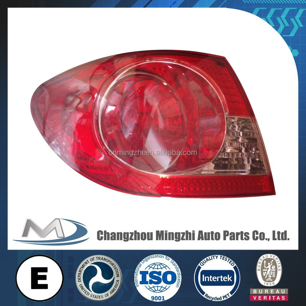 TAIL LIGHT FOR TOYOTA COROLLA ALTIS TAIWAN TYPE