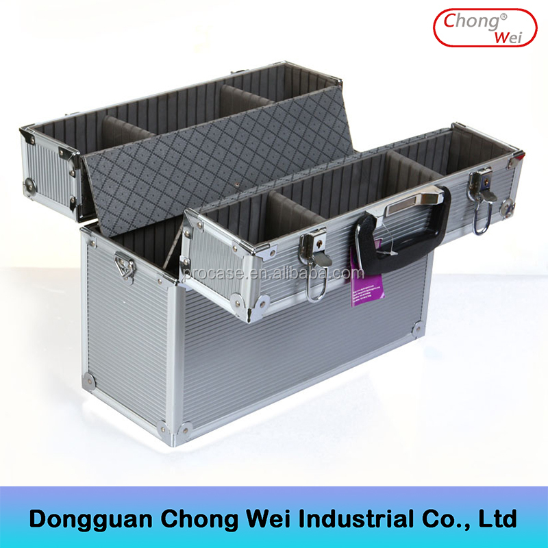 Fashion aluminum tool case ,aluminum storege case
