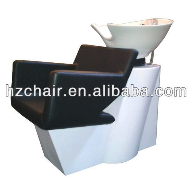 Stylish hair salon shampoo chair