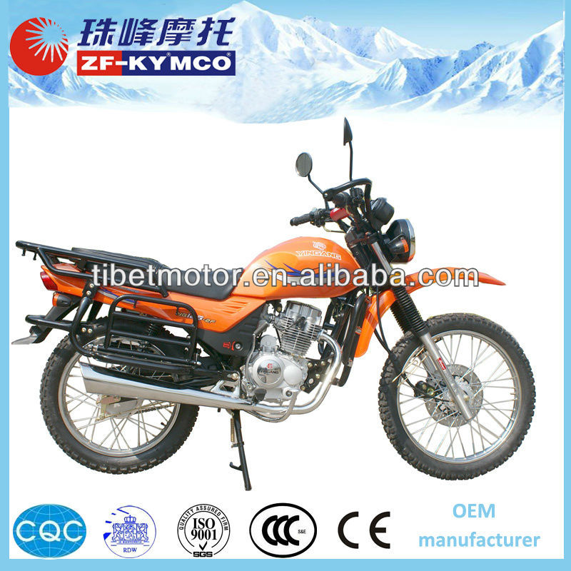 Chinese street legal motorcycle for sale 150cc motocicleta ZF125-C