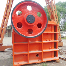 Good marketing high quality jaw crusher with various models