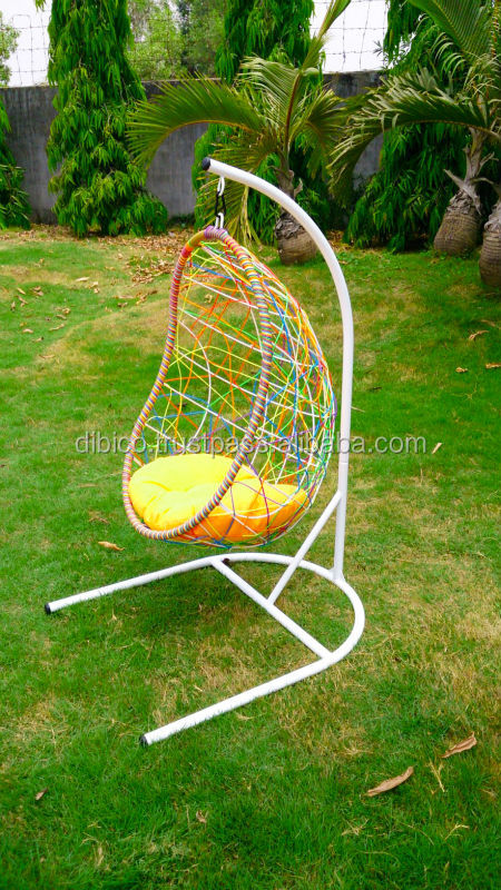 Outdoor Rattan Egg Chair For Baby