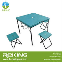 plastic picnic folding table