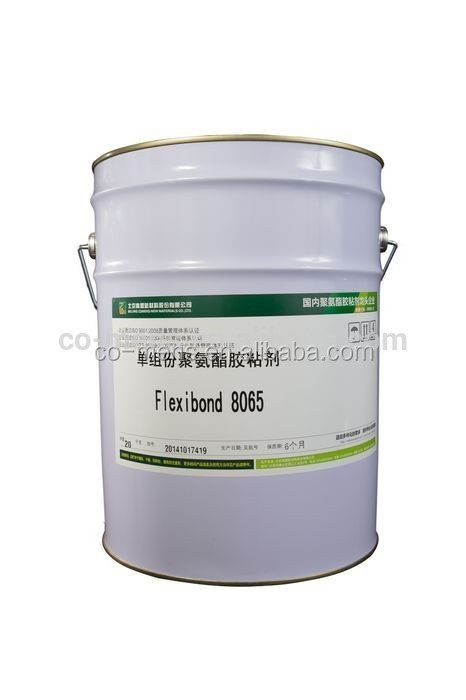 One Component Solvent Based Polyurethane Foaming Adhesive for Rockwool Composite Door Panels