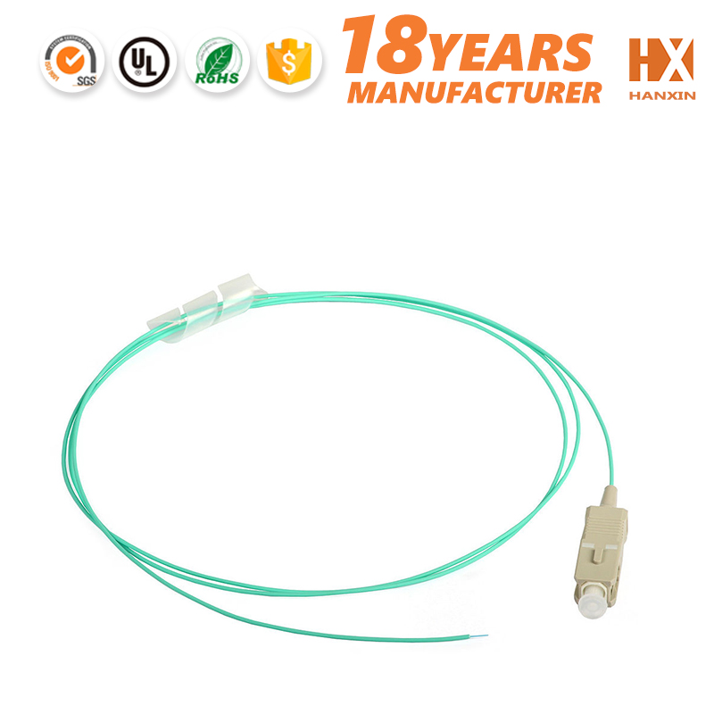 China 2.0mm pigtail FC in fiber optical equipment