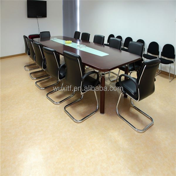 Durable public building material commercial floating vinyl flooring with CE,ISO9001,ISO14001