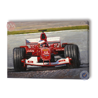 Fabric painting designs car decorative painting