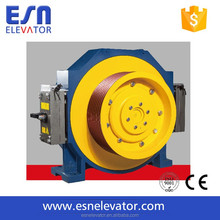 Gearless for good elevator traction machine 1000kg