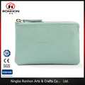 Quality products Pu leather women card pouch wallet from alibaba china