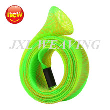 Hot Sale 30MM Nylon Mesh Expandable Braided Sleeving for Fishing Rod Covers