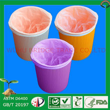 China manufacture Bridge Biodegradable vomit bag