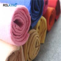 best sale nonwoven fabric quilt/ felt quilt