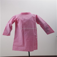 adult EVA raincoat suit clear rainwear transparent raincoat
