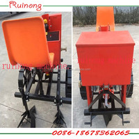 Farming agricultural machine two row potato planter for sale