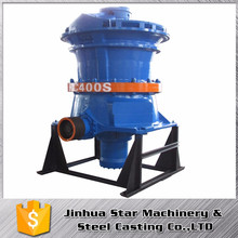 Building Low power consumption adaptability cone crusher