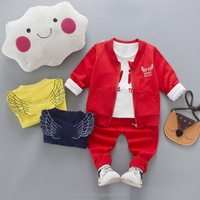 Baby Boy Clothes Toddler Outfit 3PCS