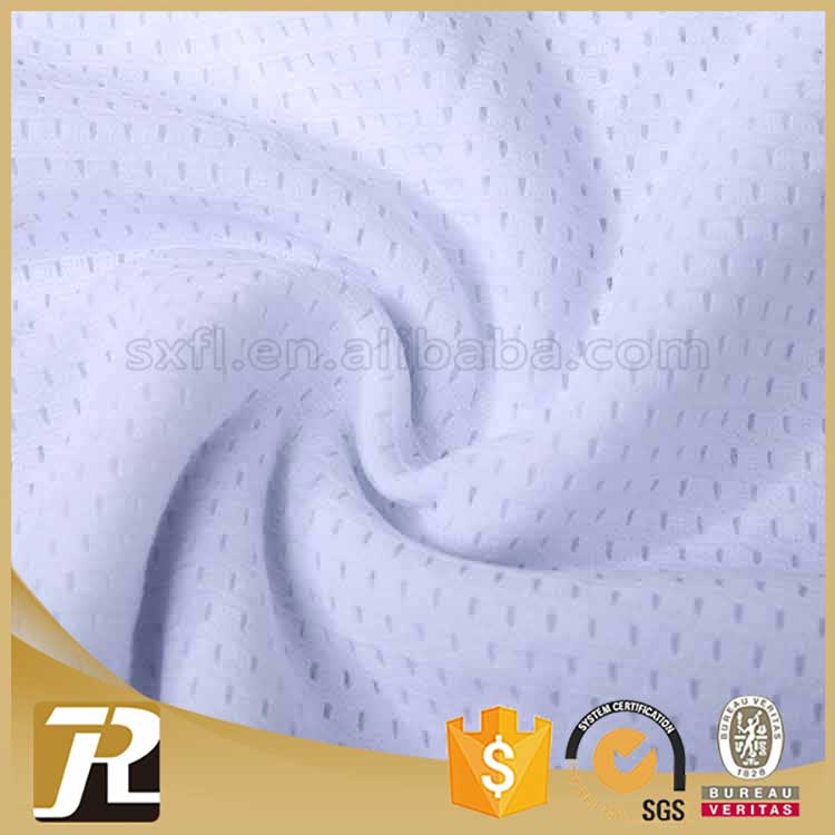 nice looking white rayon polyester jacquard stretching fabric knitted in china for cloth